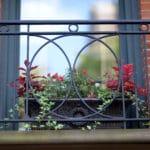 balkon hek detail